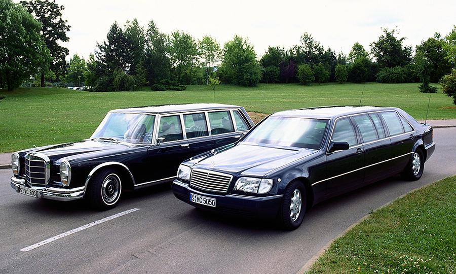 Mercedes-Benz Carat Duchatelet