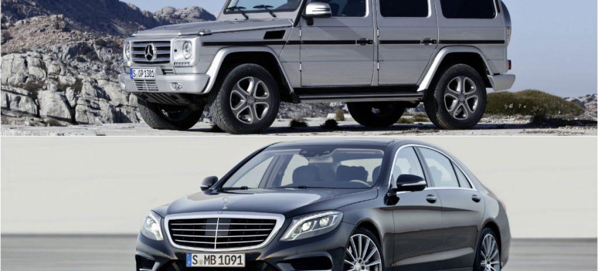Mercedes-Benz G-Class – это неприлично