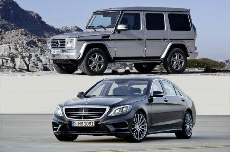 Mercedes-Benz G-Class — это неприлично