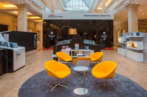 Porsche открыла в Москве звуковую лабораторию