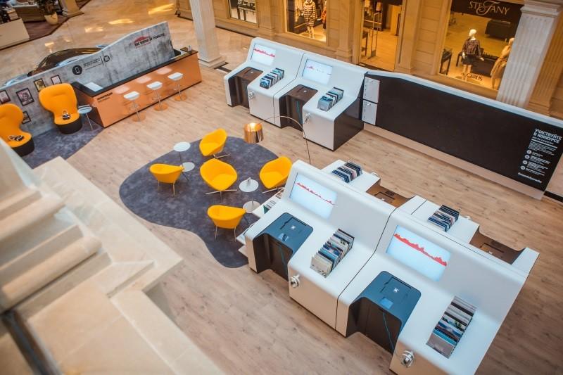 Новый магазин-музей Porsche