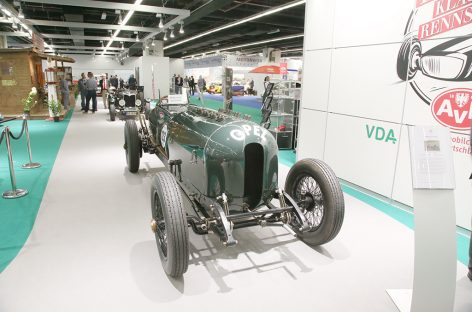 Opel Grand Prix 1913 года – венец творения