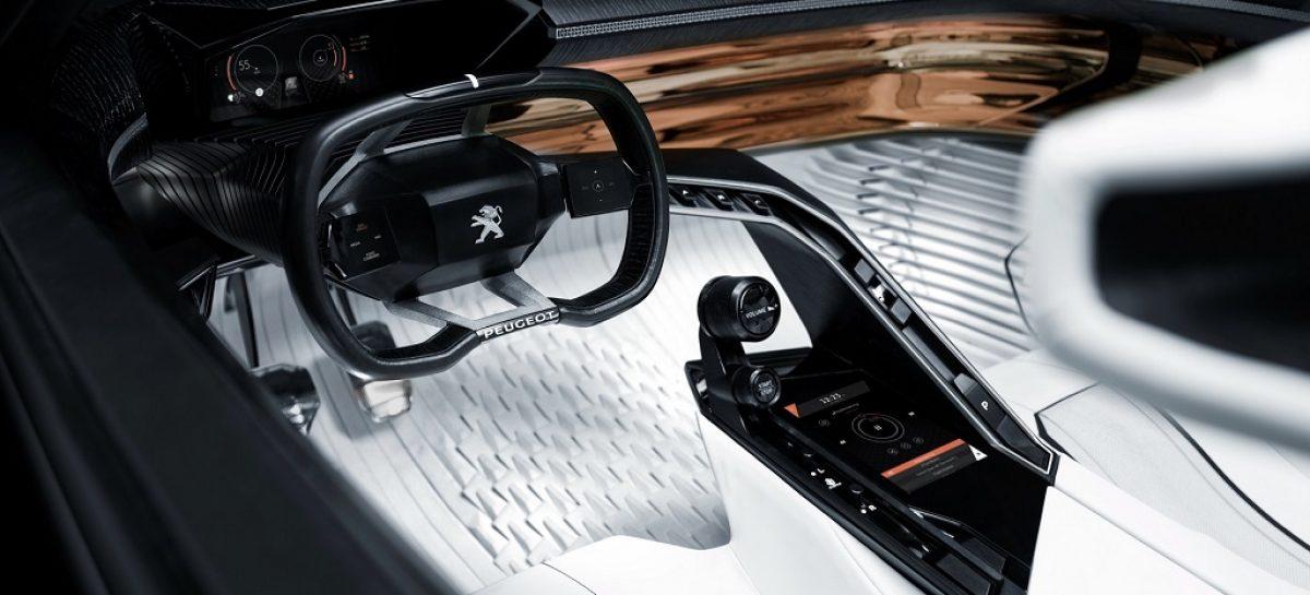 Что Peugeot привезет во Франкфурт