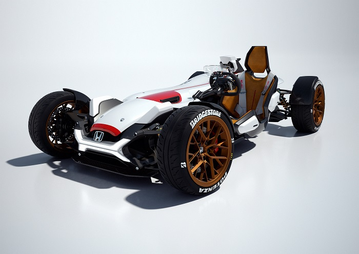 Прототип Honda Project 2and4