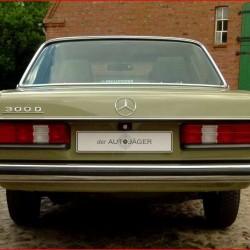 Тот самый Mercedes W123