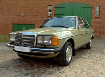 Mercedes W123 — легенда жанра