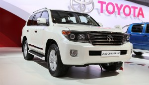 Toyota Land Cruiser 200 на ММАС-2014