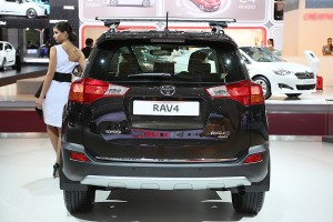 Toyota RAV4 на ММАС-2014