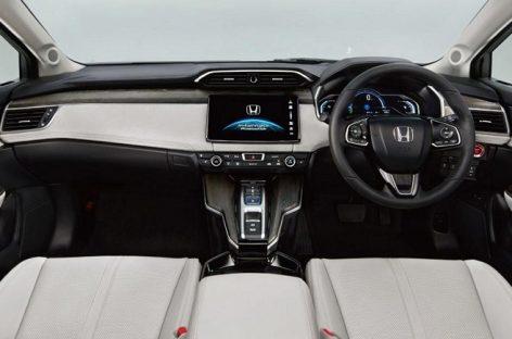 Honda выпускает серийный автомобиль на водороде
