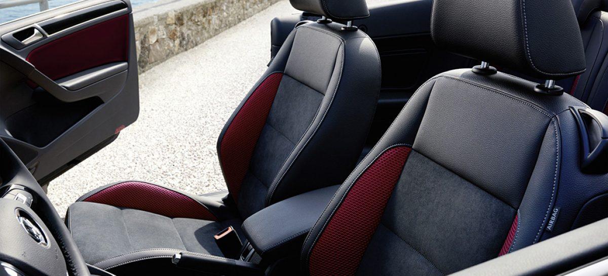 Новый Golf Cabriolet представит Volkswagen во Франкфурте