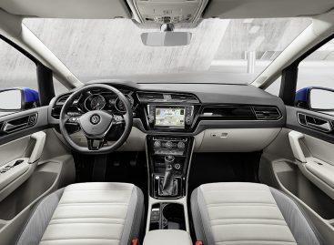 Новый Volkswagen Touran получил пять звезд Euro NCAP