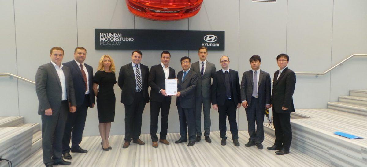 Hyundai поддержит систему каршеринга