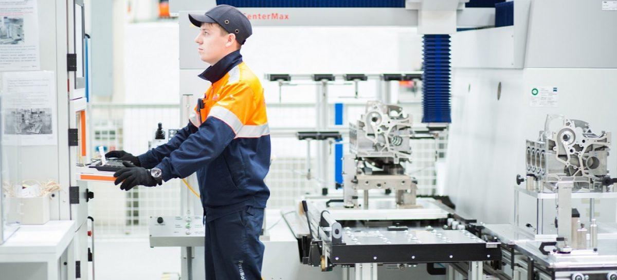Ford Sollers запустил производство двигателей в России