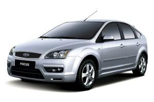 Ford Focus второго поколения