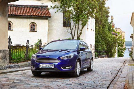 Тест-драйв Ford Focus: Отличник на пересдаче