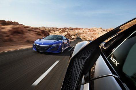 Чего ждать от Acura NSX 2017
