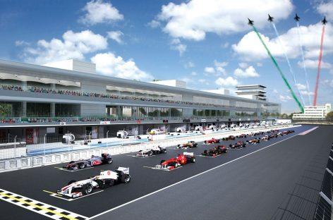 Формула-1 возвращается на историческую трассу