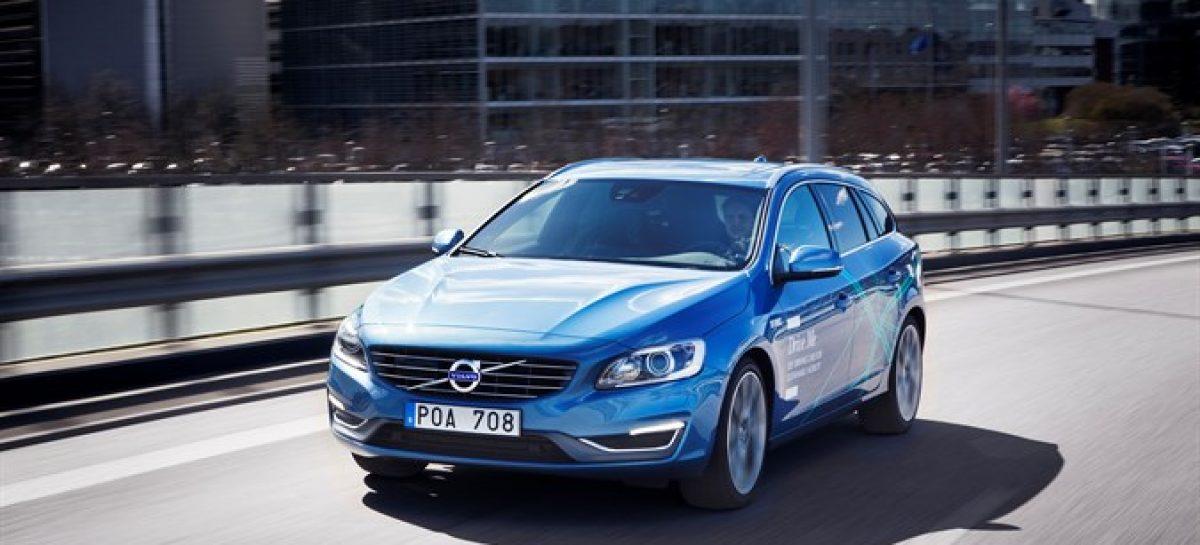 Volvo стремится к автономности