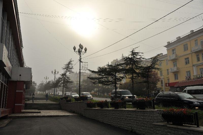 Автопутешествие на Колыму. Магадан
