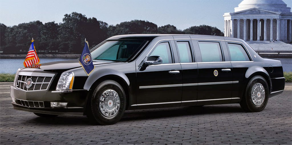 Cadillac One The Beast