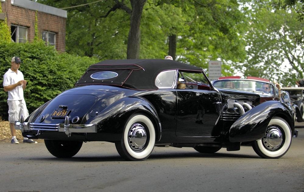 Cord 810 1936 года