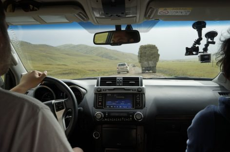 Автопробег ChinaRally 2015. Чарын — Киргизия