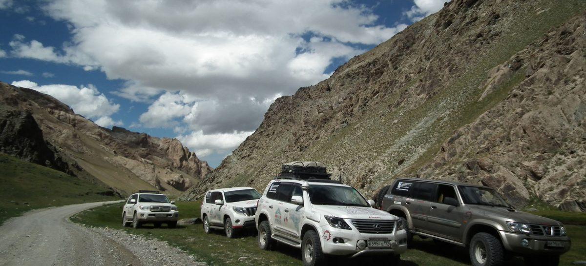 ChinaRally 2015. Киргизия