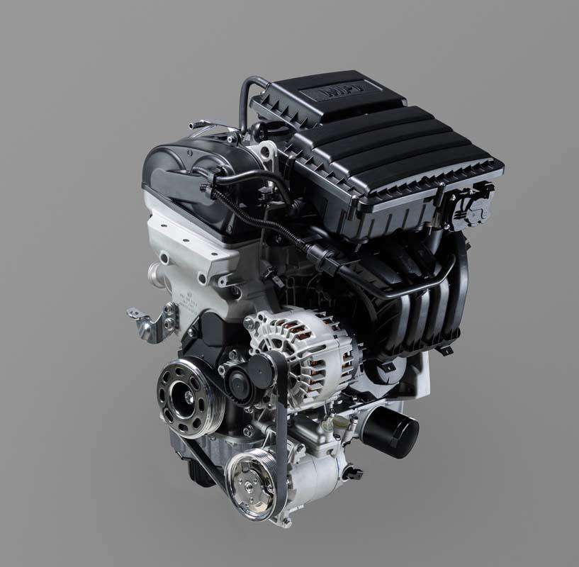Двигатель российского производства для Volkswagen Polo