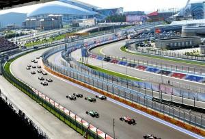 Формула-1, Гран-При России