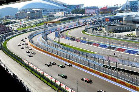 Гран-При России – сильный износ шин