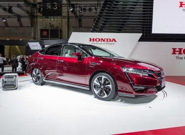 Honda за свободу передвижения