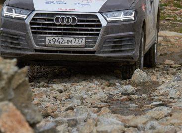 Audi – рост продаж в первом полугодии на 5,6%