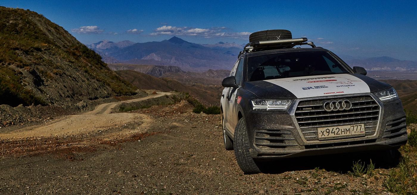 Audi Q7 2015 3.0 333 л.с. TFSI