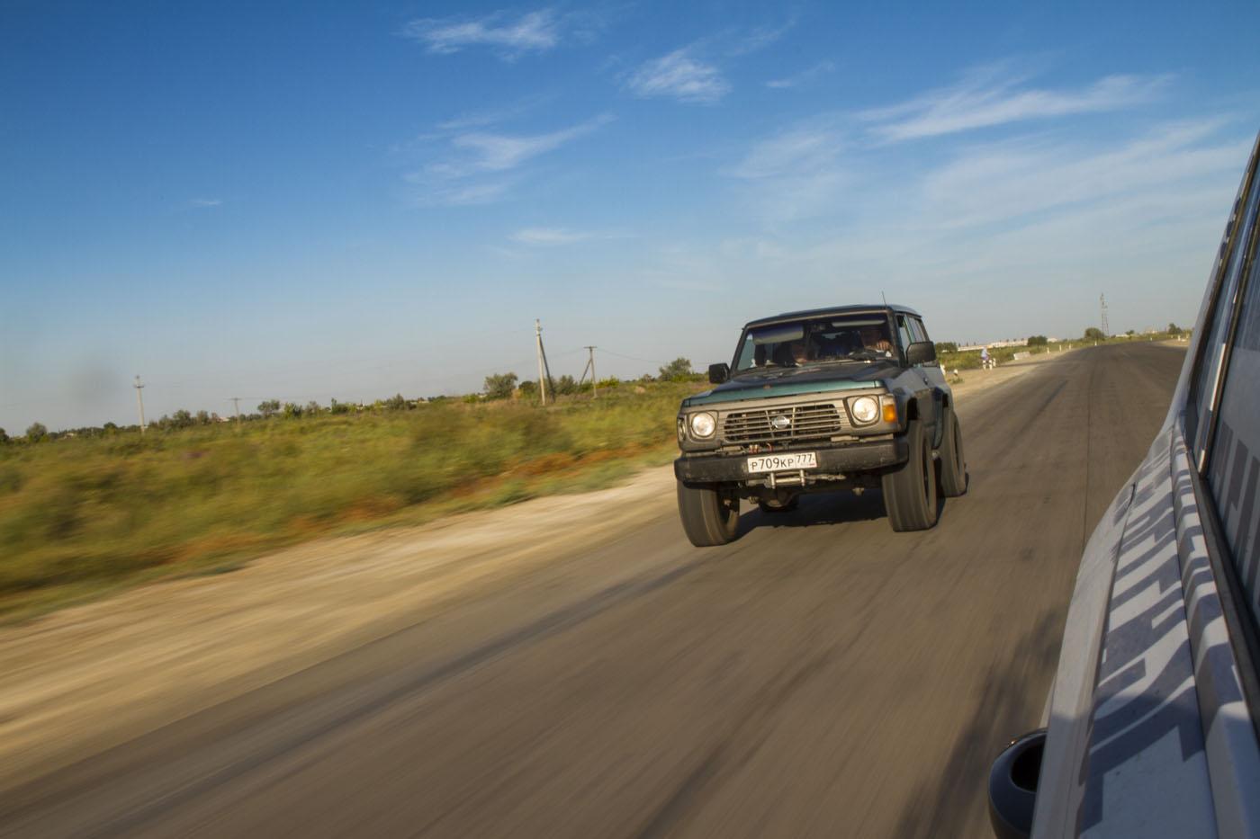 "Nissan Patrol ""Mongol"""