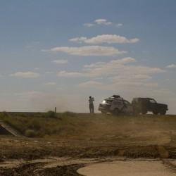 "Audi Q7 и Nissan Patrol ""Mongol"". Передышка"