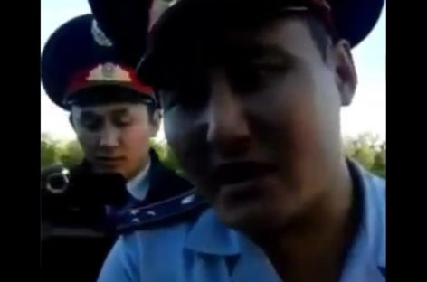 Как рассмешить полицейского