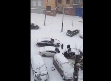 Керлинг с автомобилями