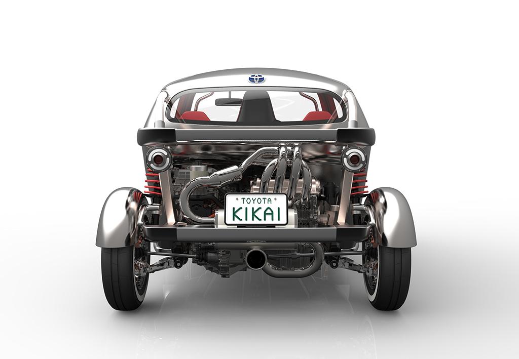 Концепт Toyota KIKAI