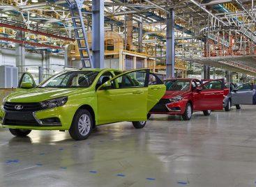 Спрос на новые автомобили растет