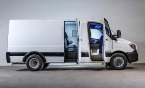 Mercedes-Benz Sprinter от IMKAS