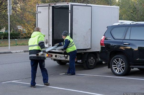 Москвичи недовольны платными парковками