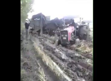 На что способны трактора