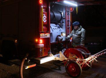 Неизвестные сожгли семь машин ЦОДД