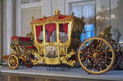 Царю — карету, президенту — Жигули