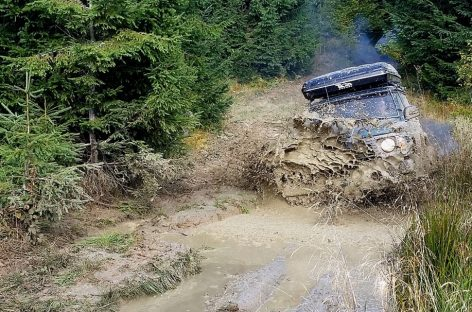 4300 км намотал Nissan Patrol GR