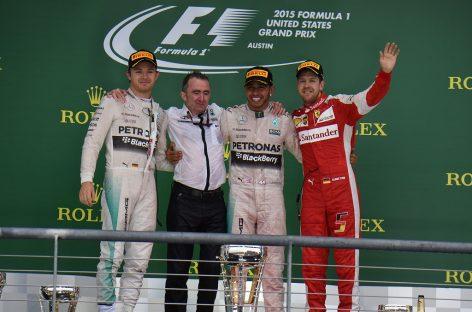 На Гран-При США определился победитель Формулы-1