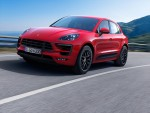 Porsche выпустил GTS версию для Macan