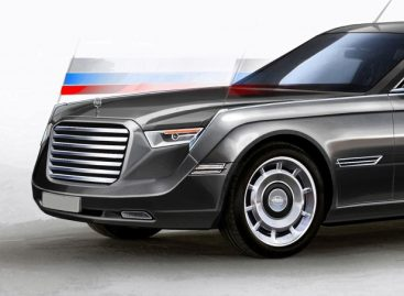 В Москве может открыться производство лимузинов для первых лиц