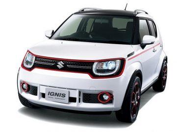 Suzuki Ignis получил высокую оценку Euro NCAP