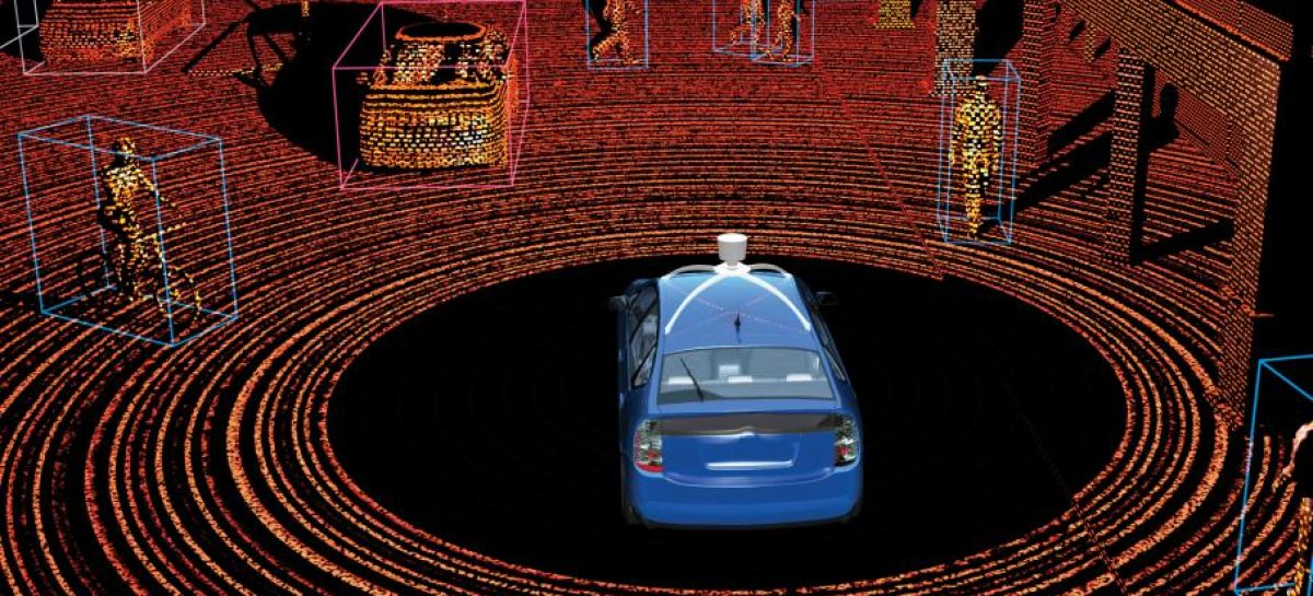 Беспилотный автомобиль — это игры разума